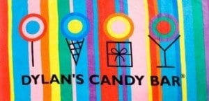 Toalla playa dylan's candy shop