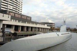 Bremenhaven submarino IIGM blog