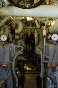 Interior submarino Bremenhaven