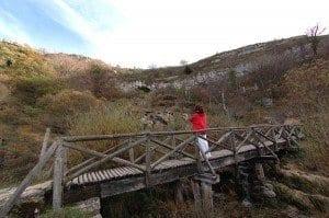 En Palencia hay rutas de senderismo señalizadas TI