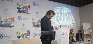 III Crossroads of Europe y V Congreso Europeo de Turismo Industrial de Ferrol en Fitur