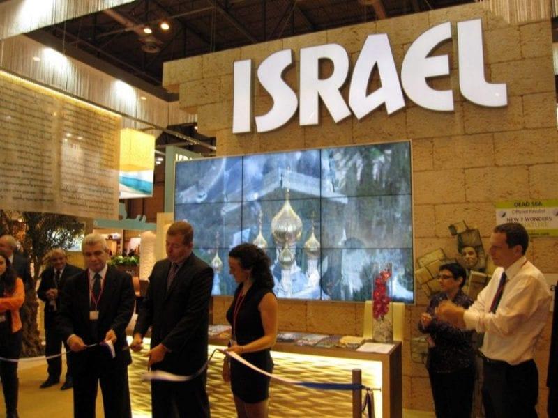 Stand de Israel en Fitur 2011