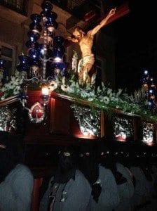 Procesión del Silencio en Cartagena, Murcia
