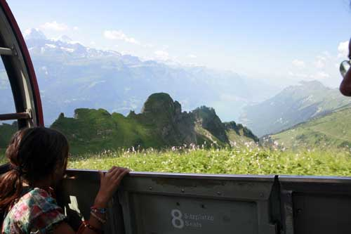 Brienz Rothorn Bahn Suiza blog