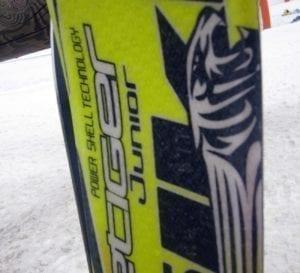Hay esquís especiales para los más pequeños
