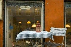 Ida Davidsen restaurante