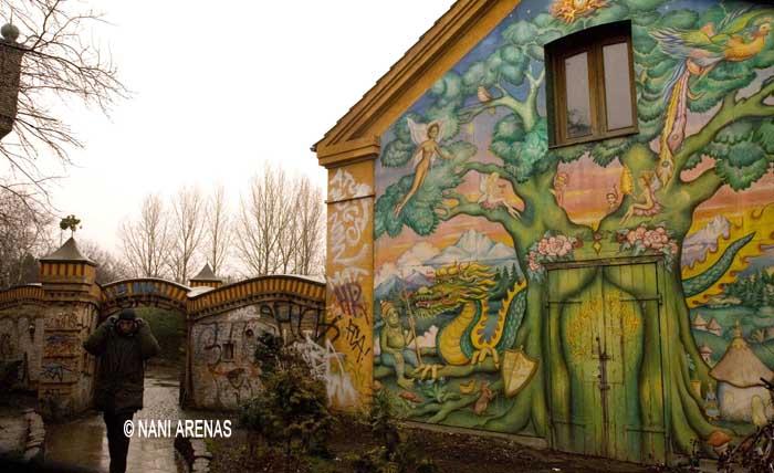 Fachada en Christiania