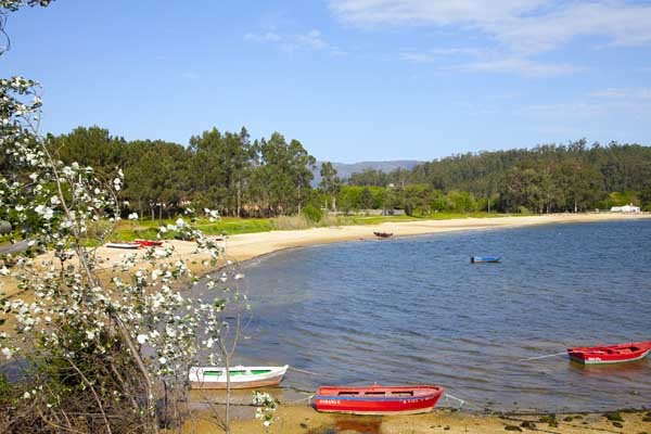 playa ruta conservera playa baja