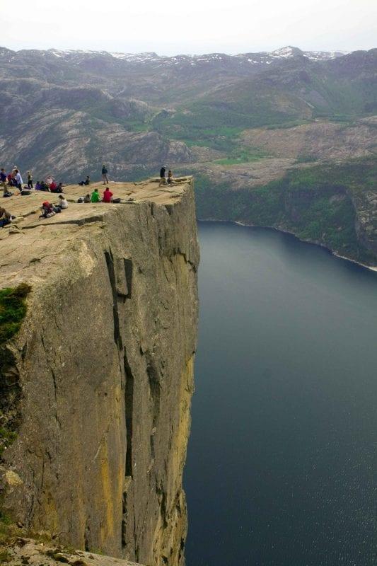 La excursión al púlpito en Stavanger, una de las más demandadas