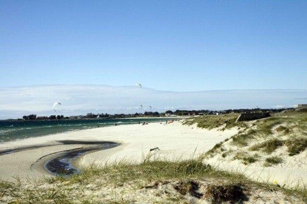 Stavanger playa cometas