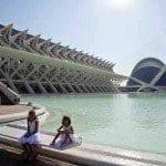 La Ciudad de las Artes y de las Ciencias de Valencia en familia
