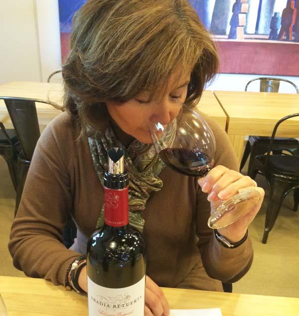 Cata de vinos de Abadía de Retuerta