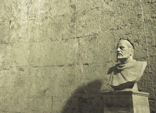 Busto de Diocleciano