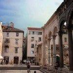 Viaje a Croacia: Split, ciudad en las entrañas de un palacio