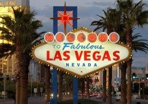 Las Vegas es un oasis de luces de neón
