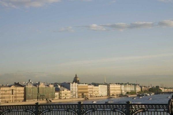 Panorámica de San Petersburgo