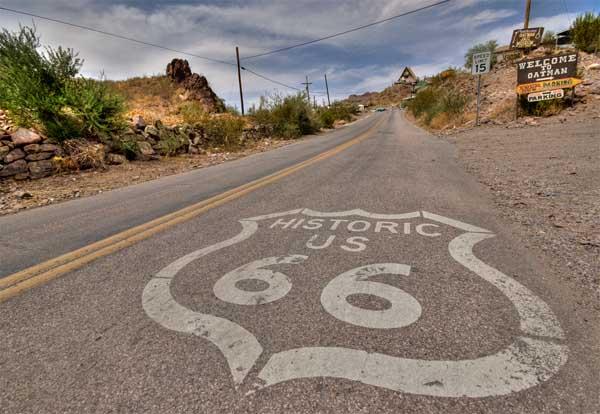 ruta 66 carretera