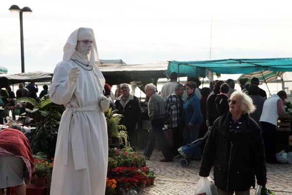 Algarve mercado Olhao