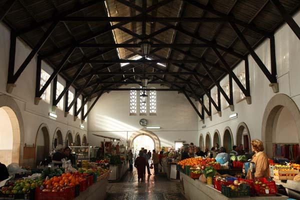 Mercado Silves Algarve