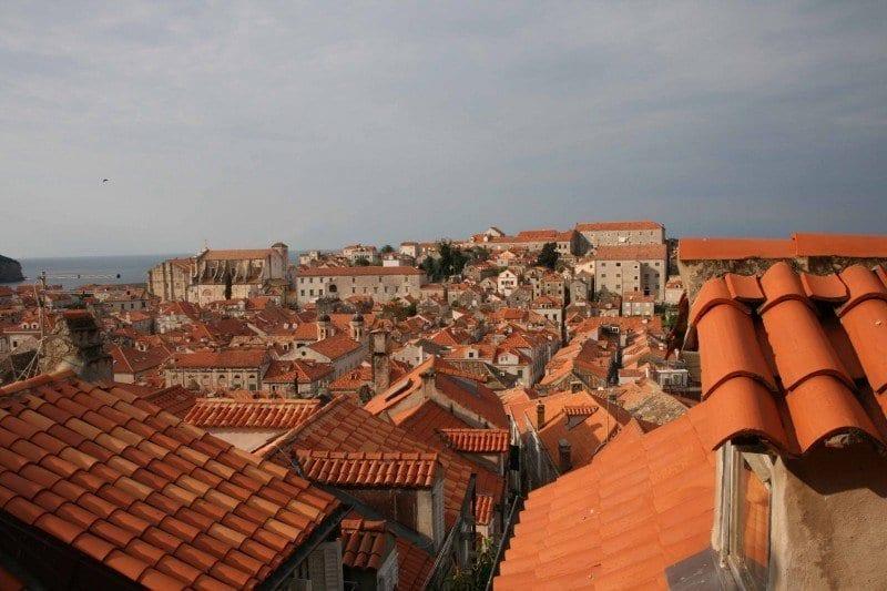 Dubrovnik mercados baja