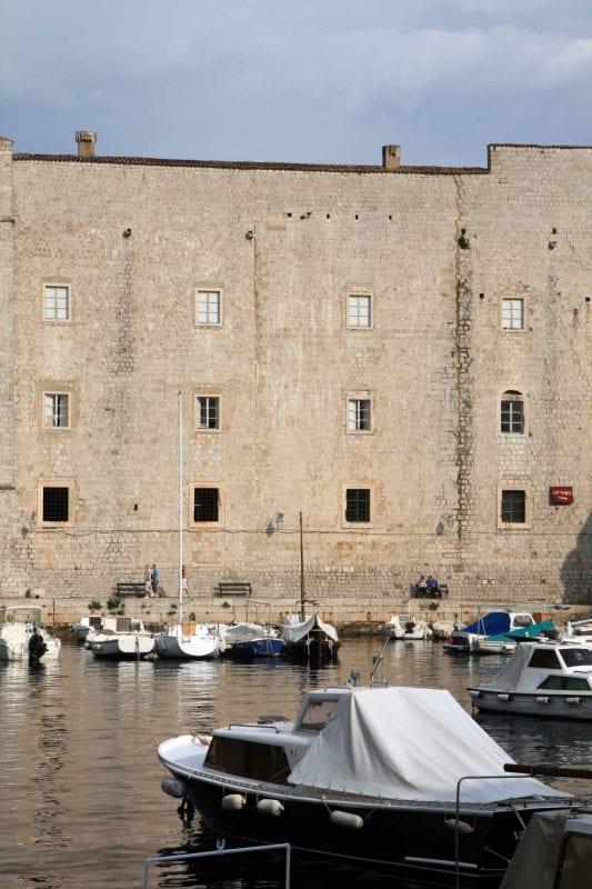 Dubrovnik puerto baja