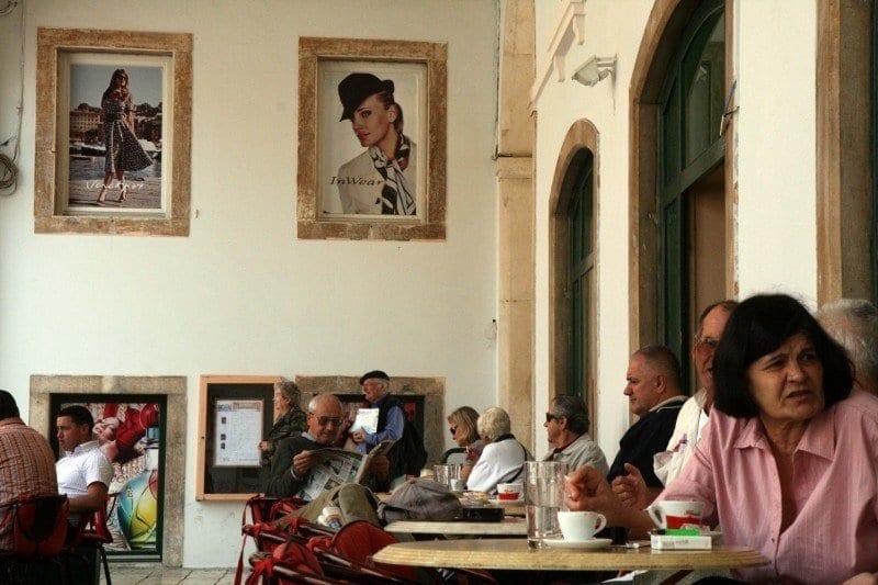 Café en Split
