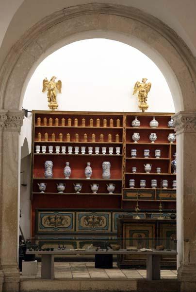 La farmacia más antigua de Dubrovnik