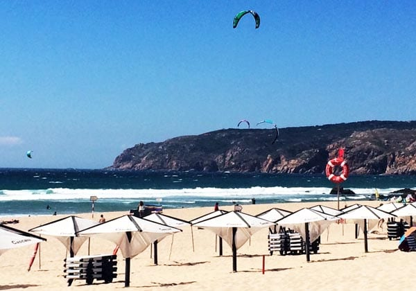 fly surf guincho