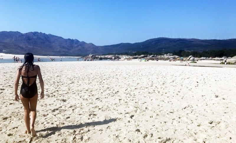 Las playas de Galicia, perfectas para largas caminatas