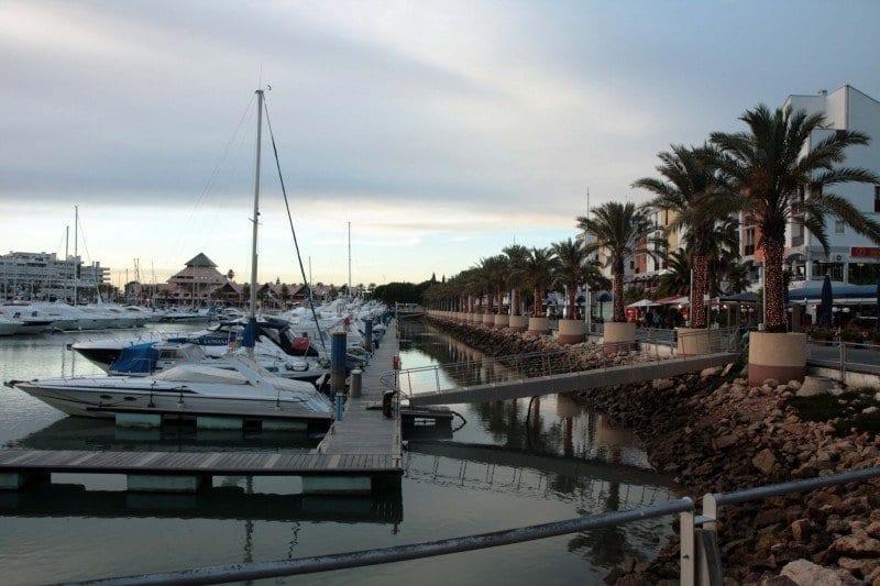 Puerto deportivo de Vilamoura