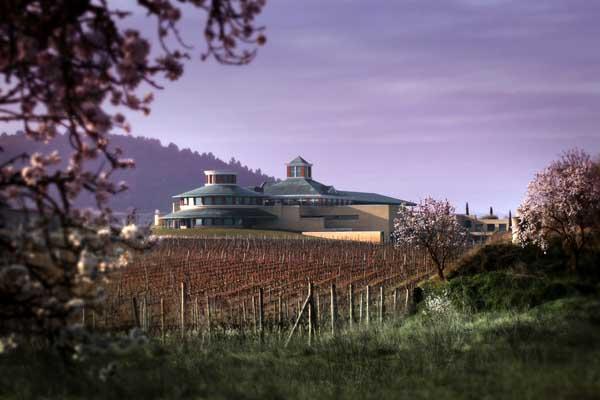 Vista de Briones, en La Rioja