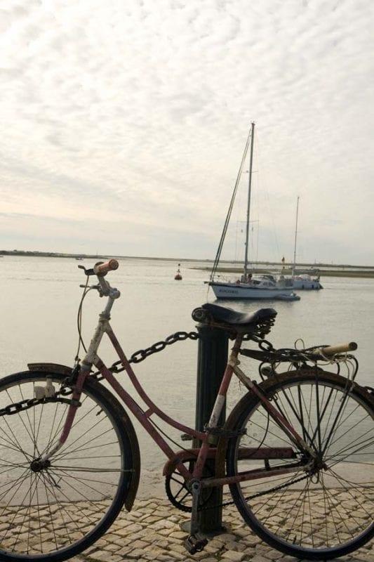 Algarve bici Olhao