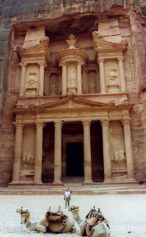 El Tesoro, monumento protegida por la Unesco