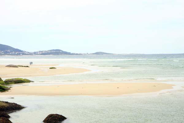 Playa de Carnota blog paisaje