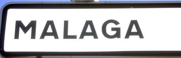 malaga ortografia