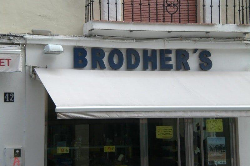 ortografia brodhers