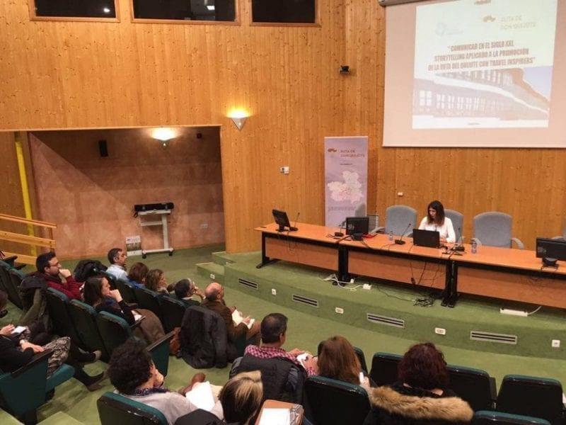 Jornada de formación a empresarios y técnicos en Castilla La Mancha