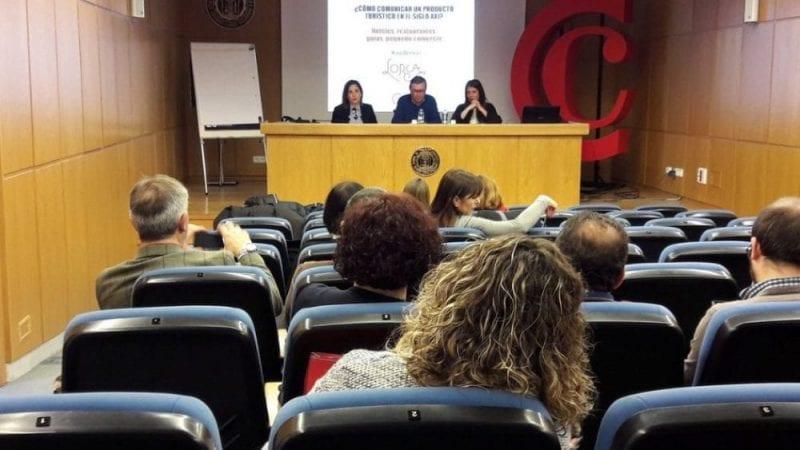 Taller de comunicación e Lorca, Murcia