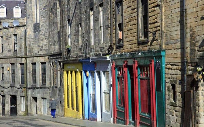 Edimburgo callejuelas