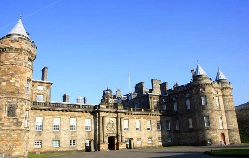 Edimburgo palacio real 115