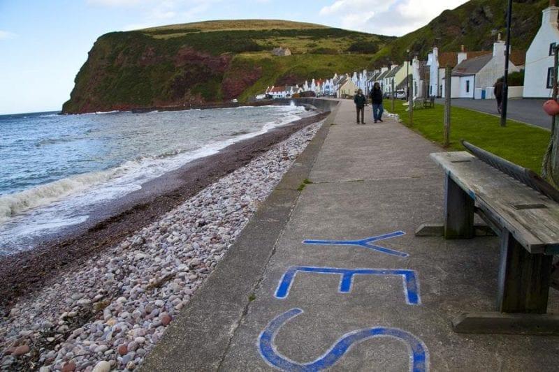Restos del referendum por la independencia de Escocia