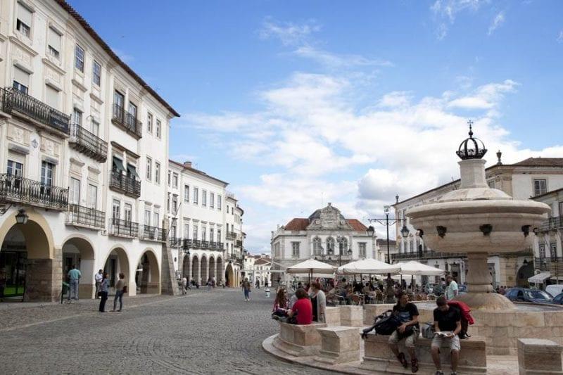 Plaza de Geraldo