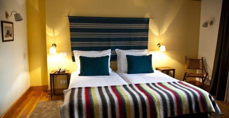 El hotel tiene 11 alojamientos (tres apartamentos y ocho habitaciones)