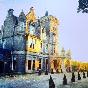 Hotel Mercure Ardue, en Aberdeen, Escocia