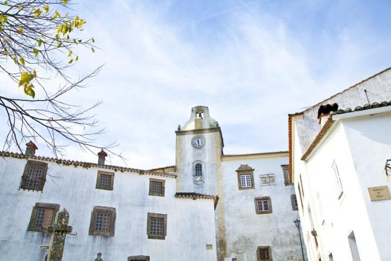 Plaza de Marvão