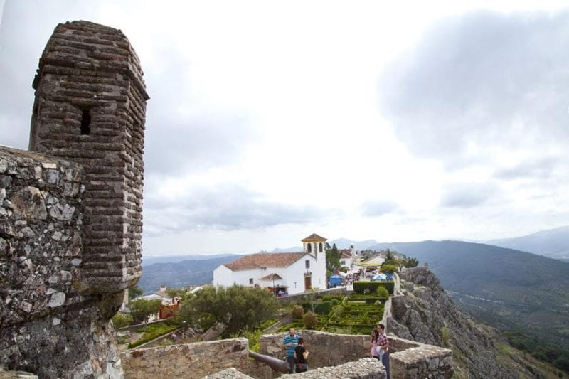 Castillo de Marvao