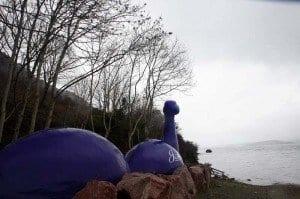 Nessie, el monstruo más famoso del lago Ness