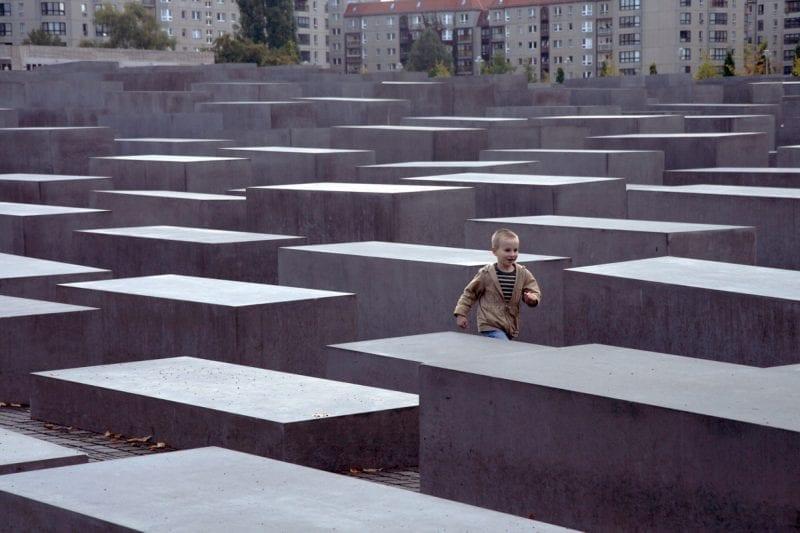 Mausoleo del Holocausto en Berlín