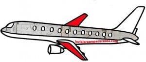 Avión de La Viajera Empedernida
