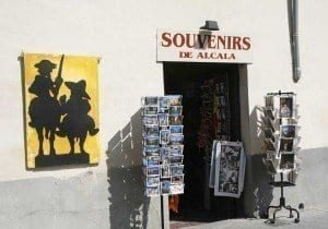 alcala souvenirs